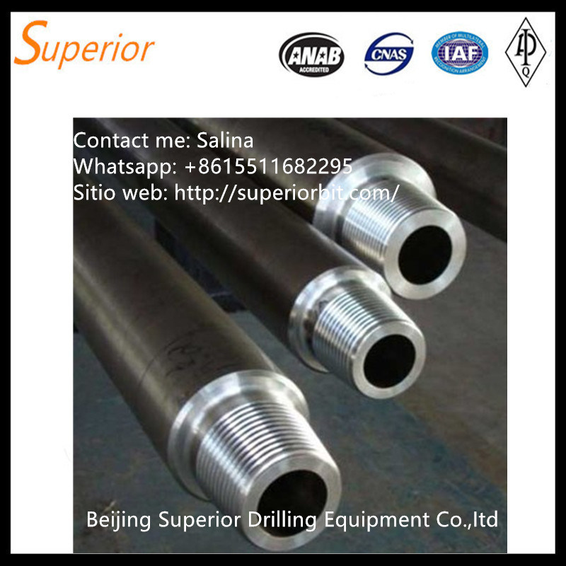 High Quality Drill Rod/ Drill Collar API Steel Drill Collar for Oilfield