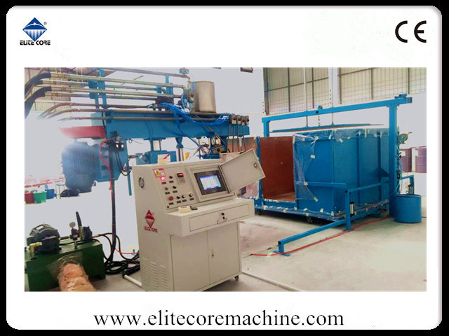 Semi-Auto PU Sponge Batch Foaming Machinery
