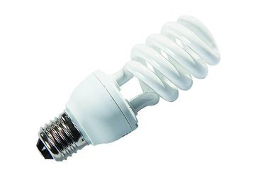 Half Small Spiral Energy Saving Light Halogen 9W