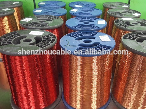 Best Sales Insulating Varnish Enameled Aluminum Wire for Motor Winding