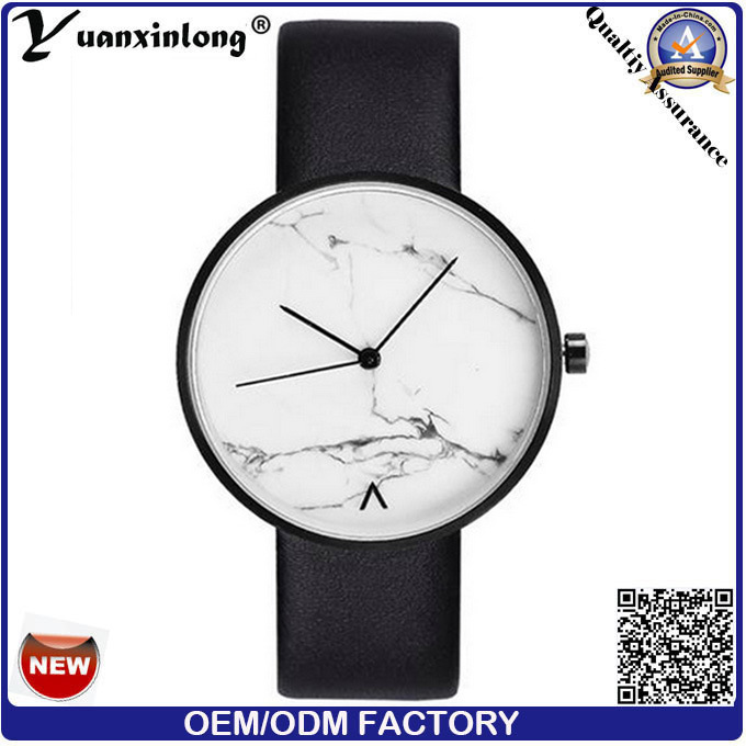 Yxl-035 Promotion Genuine Leather Women Watch Ladies Dress Wrist Watch Custom Design Hand Quartz Watch