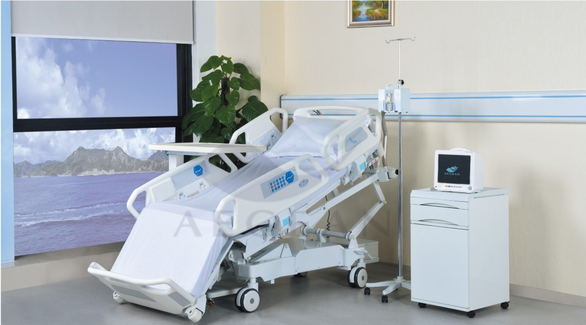 AG-Br001 8-Funciton Hill ROM Medical Equipment