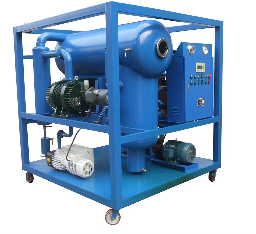 Transformer Oil Filtration, Degasification and Dehydration Equipment