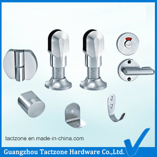 Factory Directly Zinc Alloy Hardware for Toilet Cubicle Partition