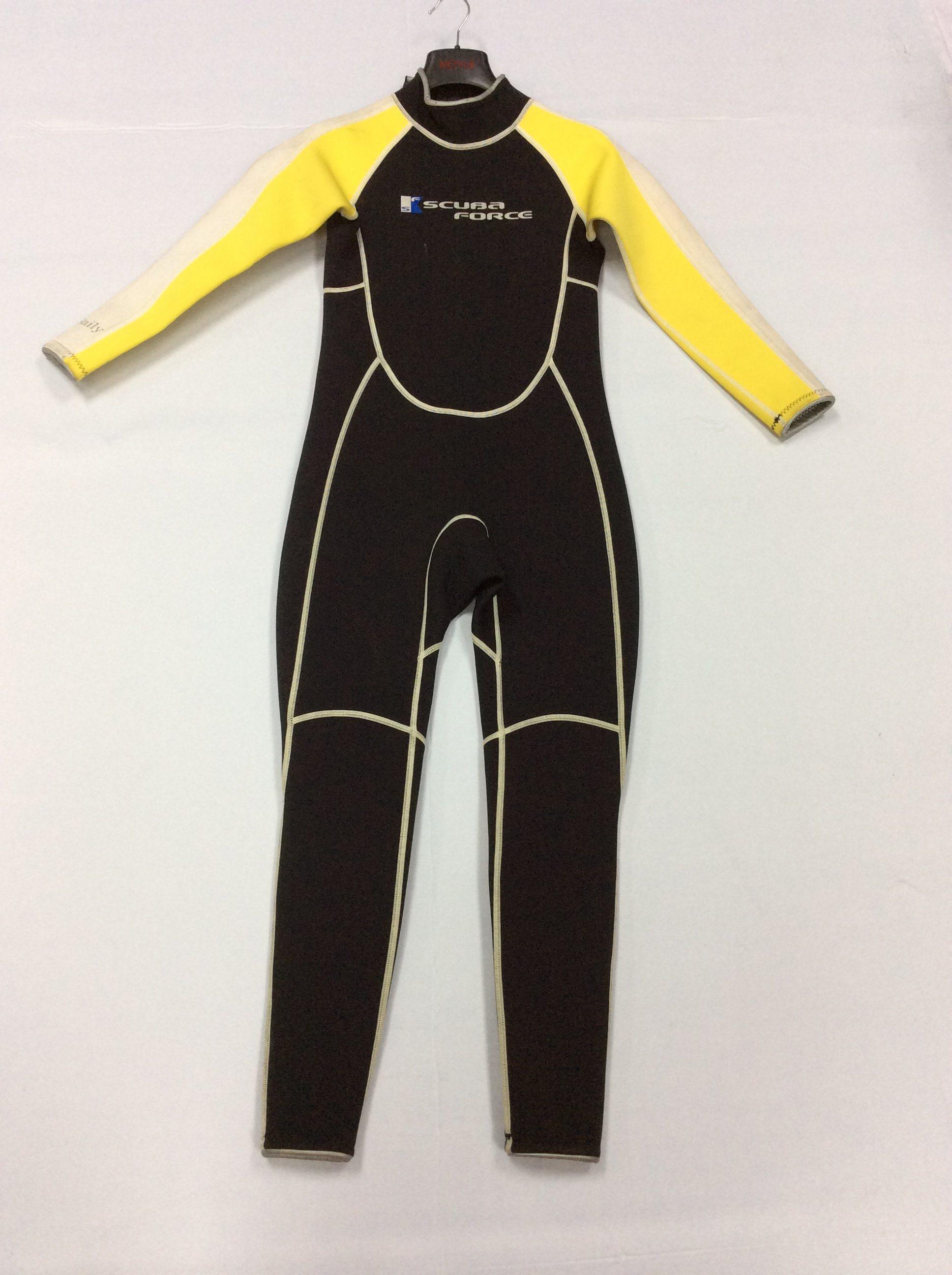 Men′s Long Neoprene Surfing Wetsuit (HX15L11)