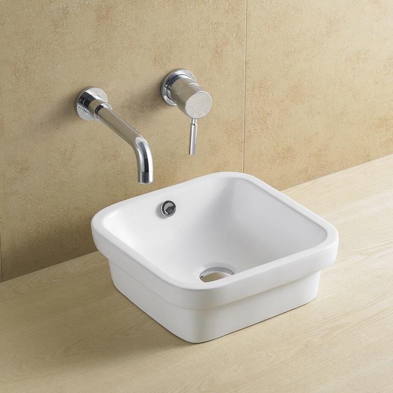 Square Popular Washhand Basin 8065