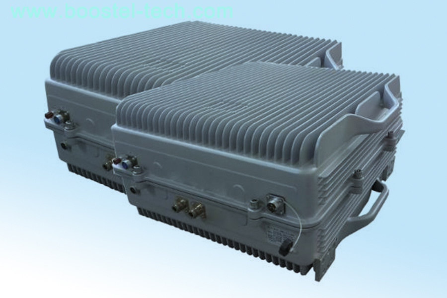 GSM850&Dcs1800 out of Band Frequency Shift Repeater