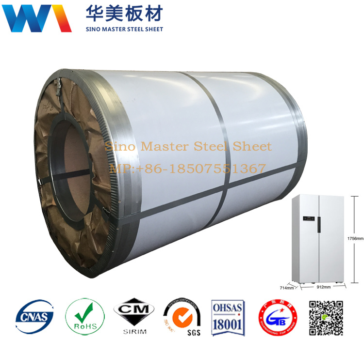 Home Appliances VCM Steel Sheet