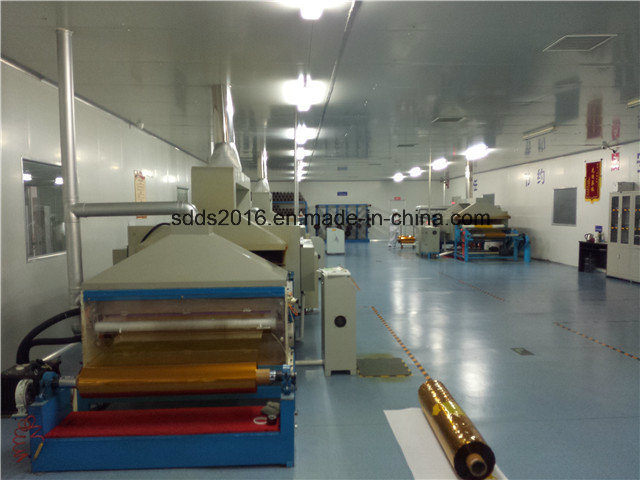 Polyimide Film Used in Electric Circuit and Rechargeble Battery Insulation 0.0125 mm