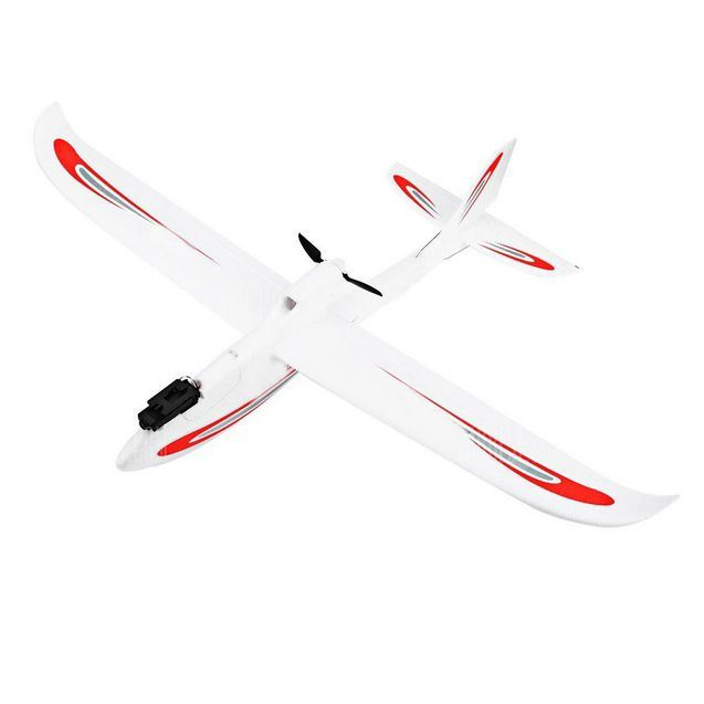 312700b-Radio Control Airplane - EU Plug White