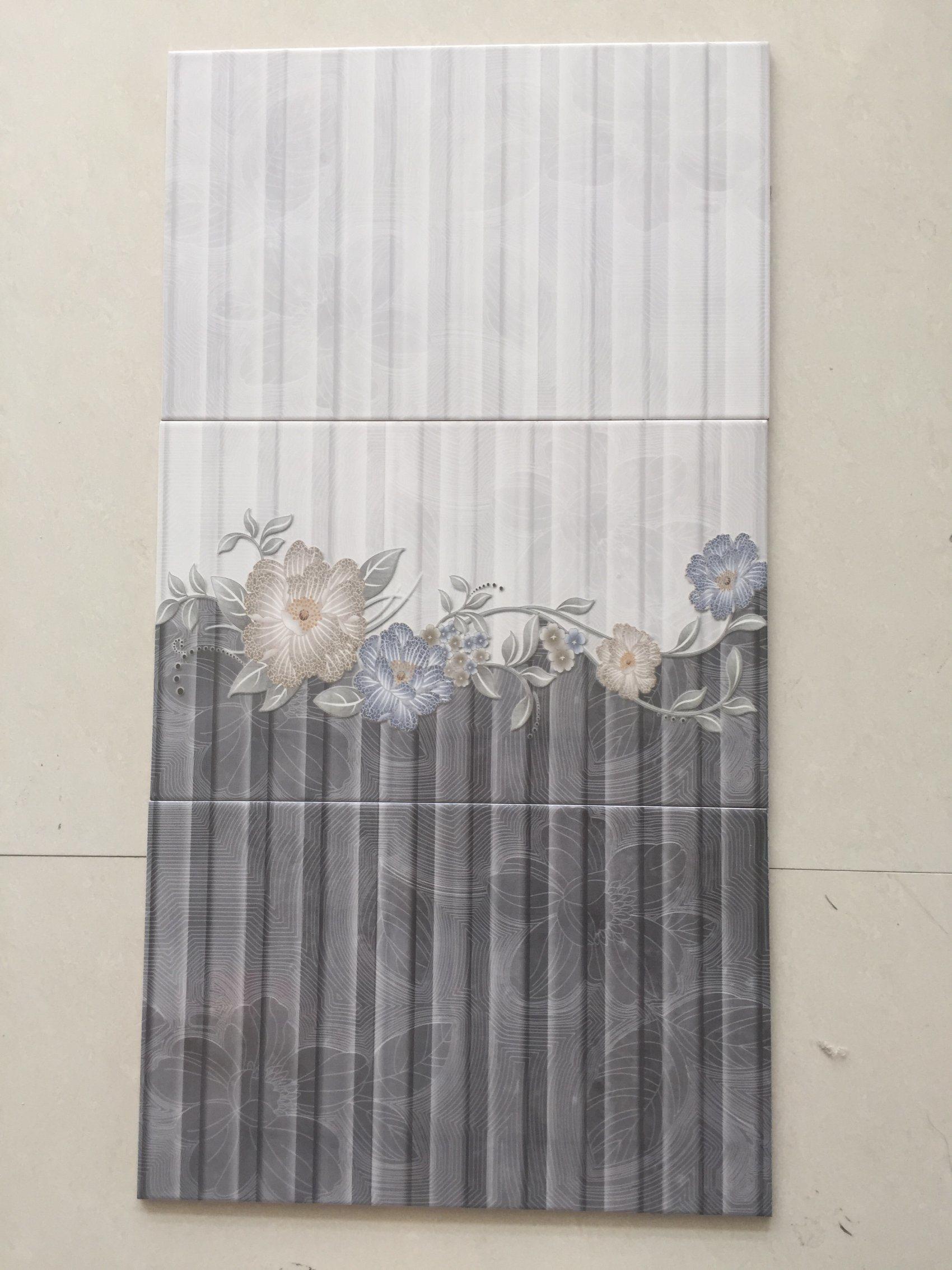 Building Material AAA 3D Inkjet Bathroom Floor Tile Wall Tile