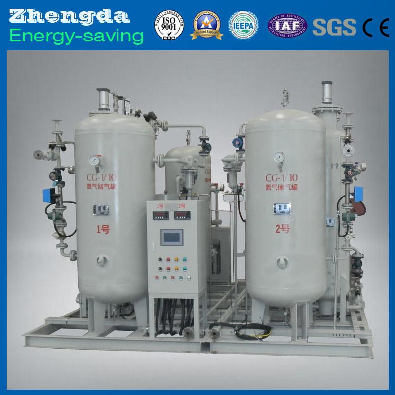 Small Psa Nitrogen Generator Filling Machine of Cylinder for Sale