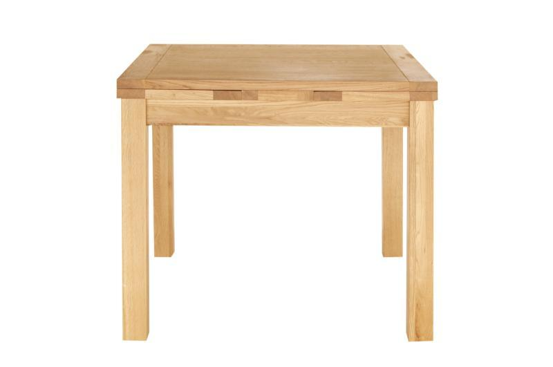 Small Wooden Extending Table Wood Extendable Table