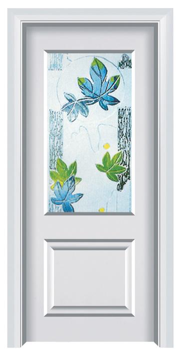 Interior Steel Wooden Door (FXGS-076)