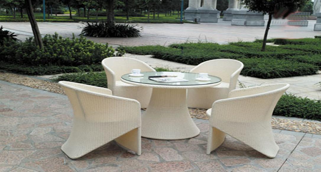 Amazon.com: Rattan Dining Room Furniture