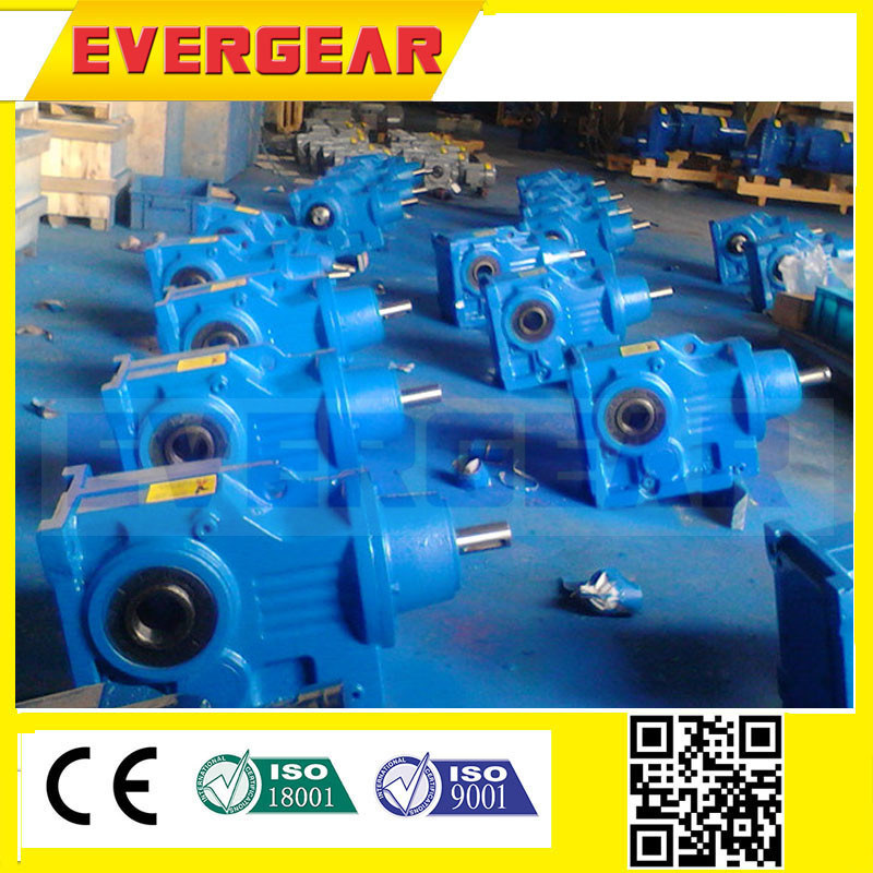 K Series Helical Bevel AC Gear Motor