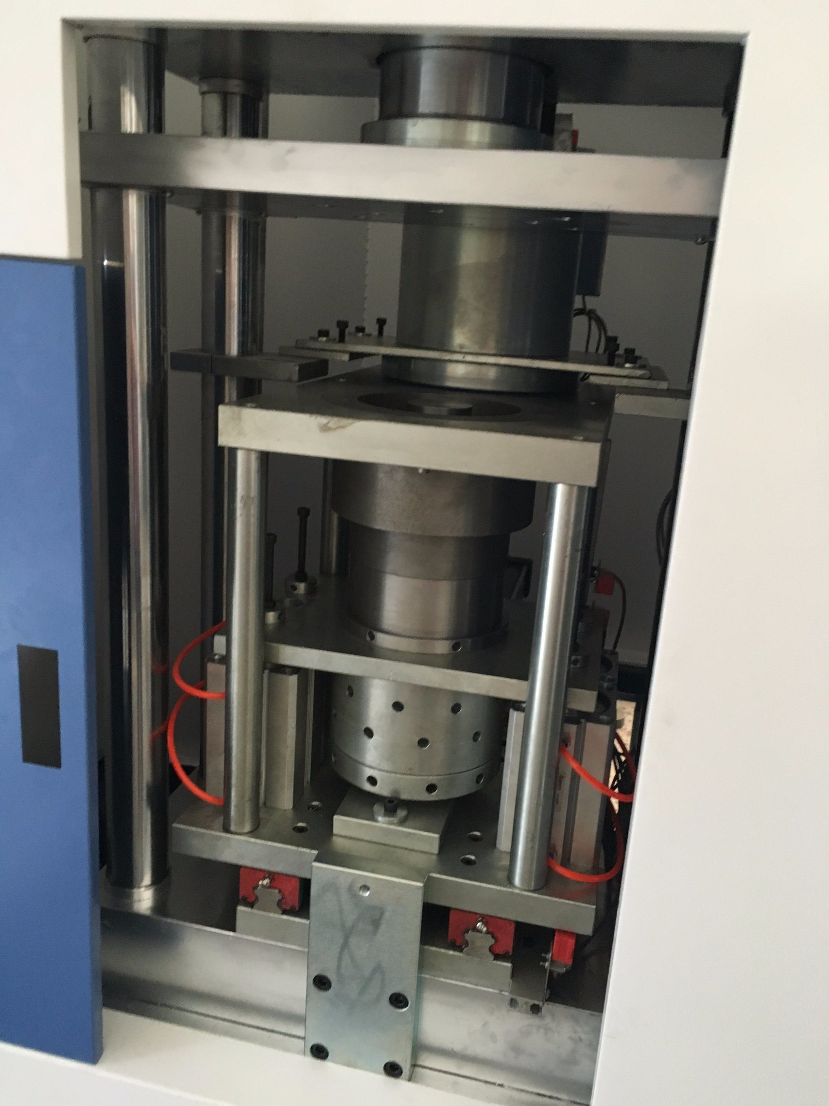 Teflon Gasket Molded Machine