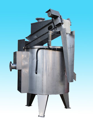 Solide Waste Grease Separator So 100 China Auto Oil