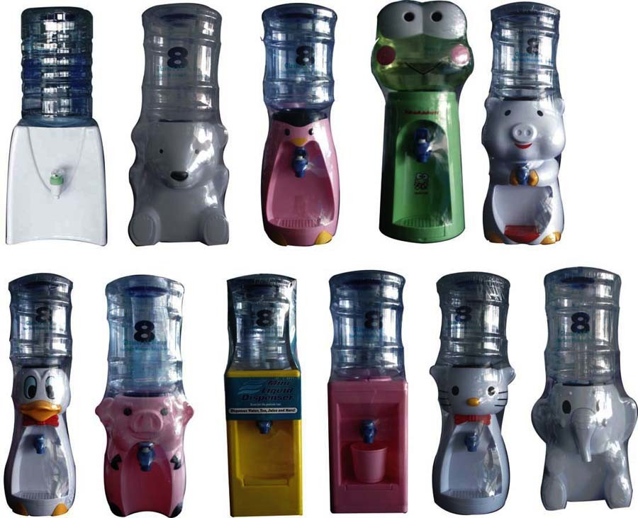 Plastic Mini Water Dispenser (JND-001)