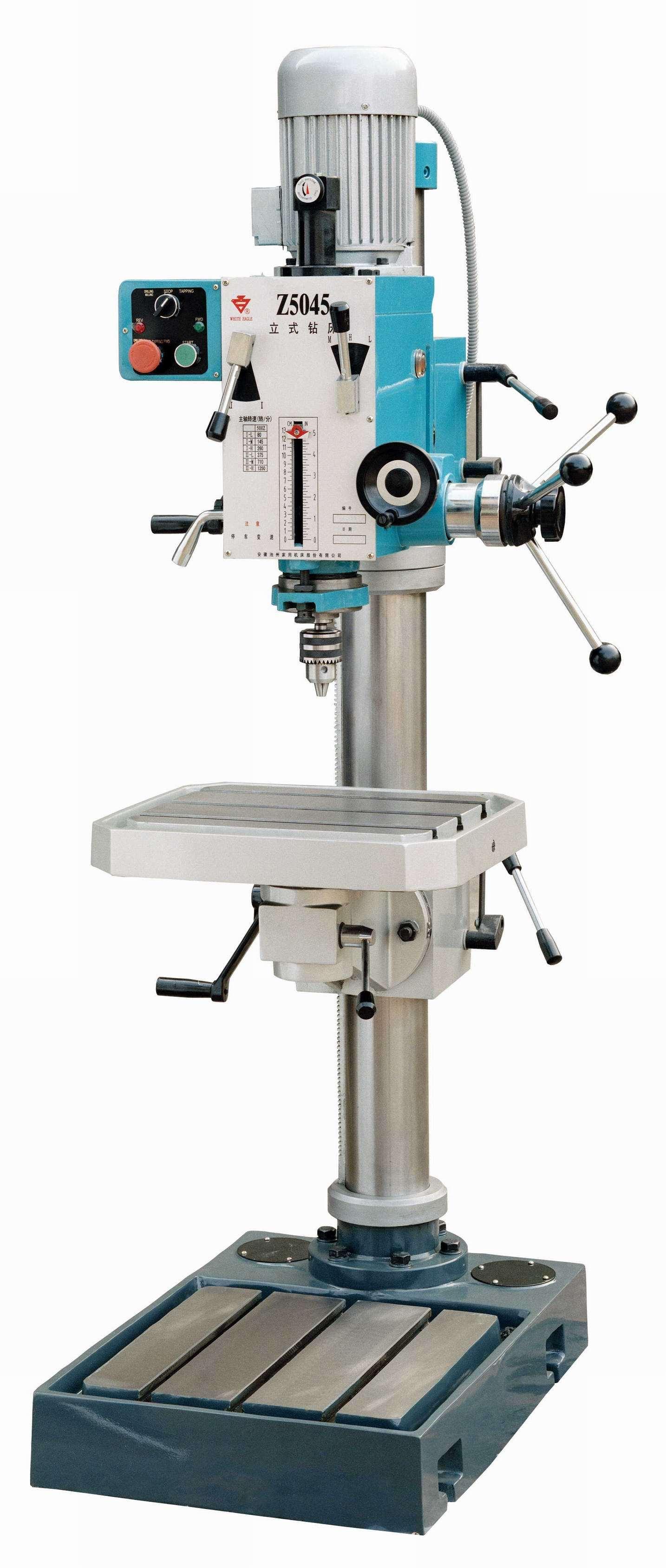 Upright Drilling Machine (Z5032 Z4040 Z5045)