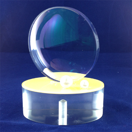 1.59 Poly Carbonate Lens Clear Gray Hc Hmc EMI