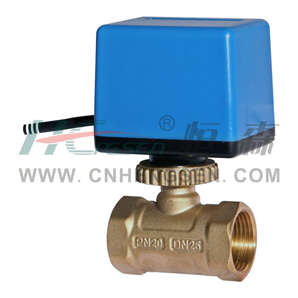 Experienced OEM Manufacturer of Motorized Ball Valve