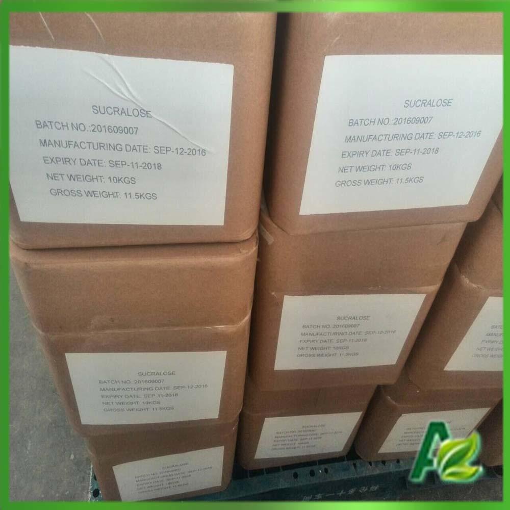 Top Grade CAS 56038-13-2 Sweetener Sucralose FCC/USP