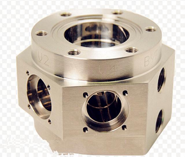 ISO 9001 CNC Machining Metal Auto Parts
