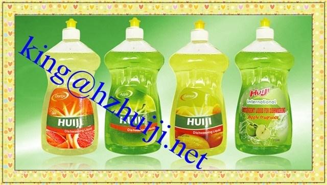 New Formula High Quality Natural Dishwashing Liquid