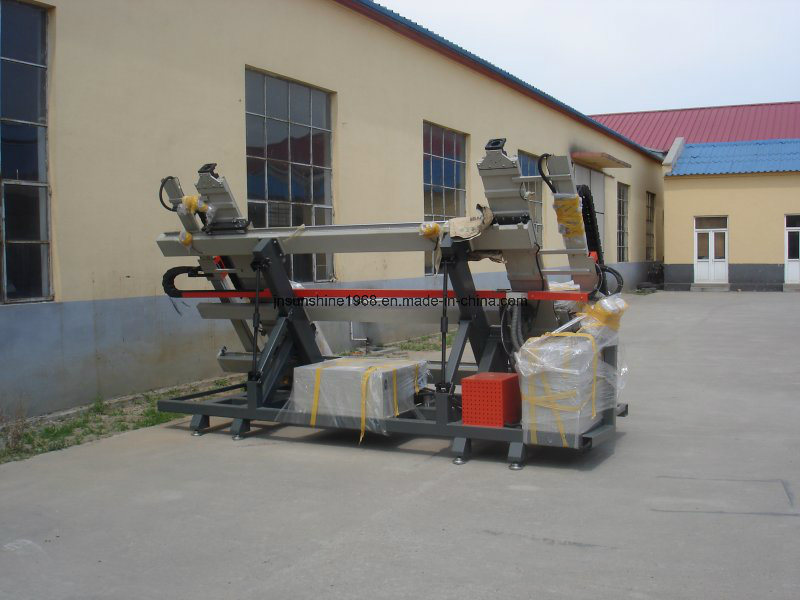 Aluminum Corner Crimping Machine, Aluminum Windows Fabricate Machine (LJJZ4-100*1800*3000)