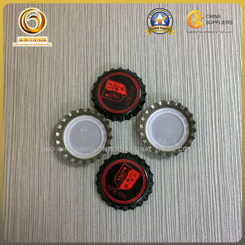 Crown Cap 330ml Amber Glass Beer Bottle (012)