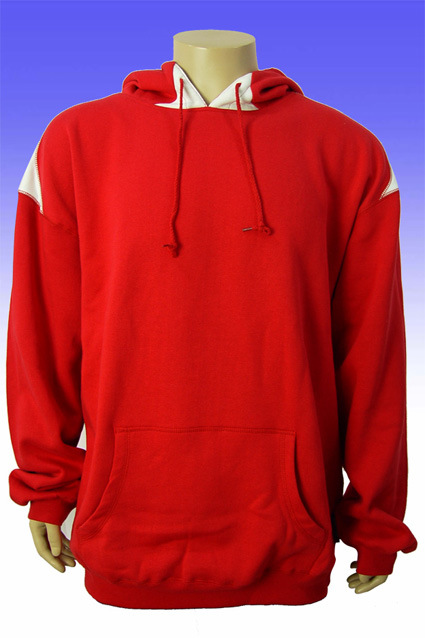 Men′s Fleece Embroidered Hoodie Sweater