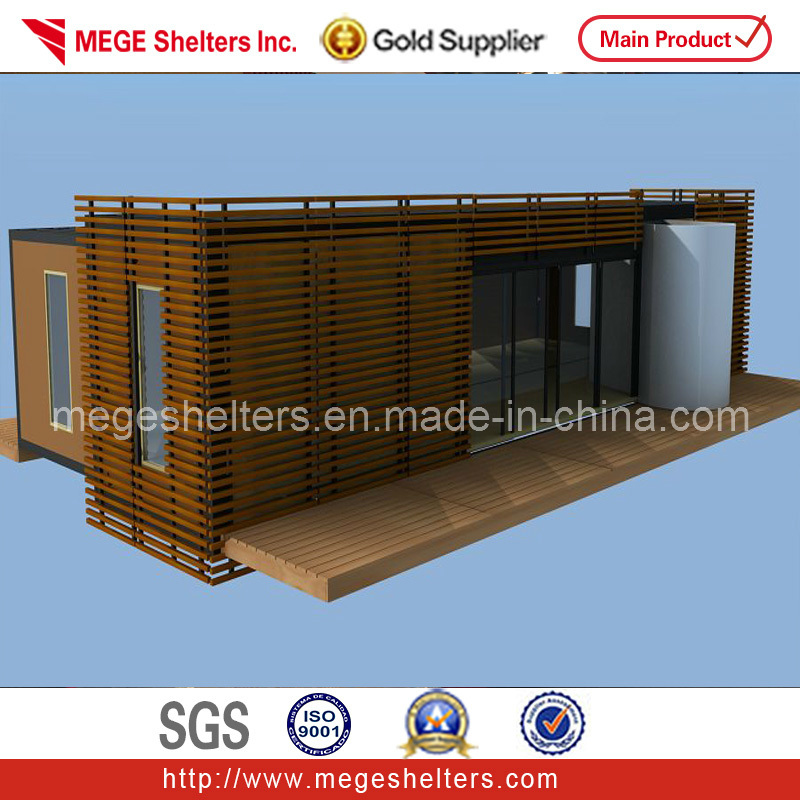 High quality container house for beach villa k 01 photos for Villa container