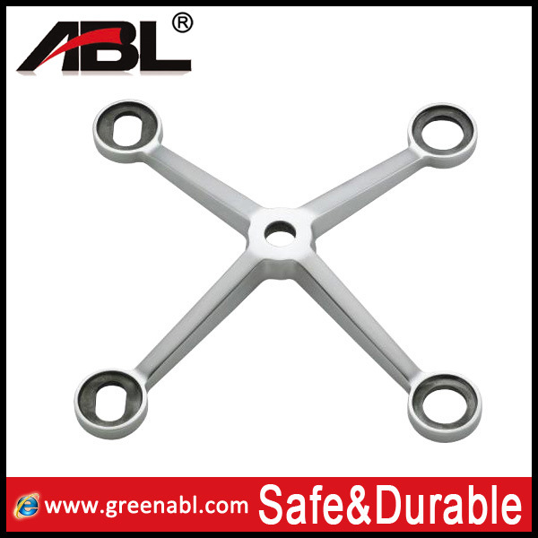 Stainless Steel Spider 4 Arms