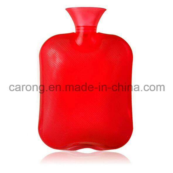PVC Hot Water Bottle for Family Used