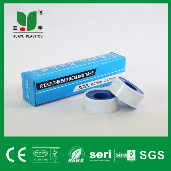 12mm Hangzhou Linan High Quality Teflon Tape