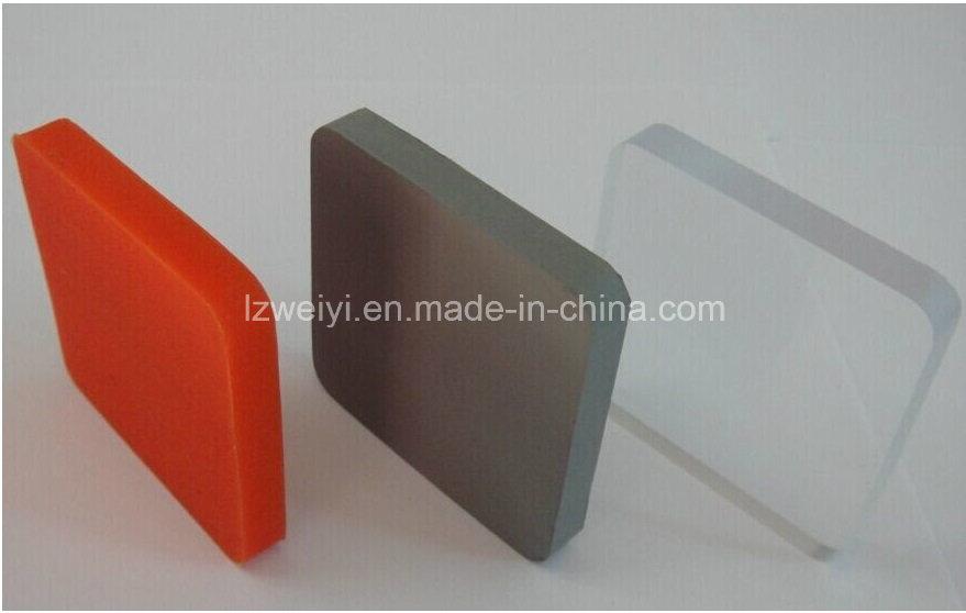 Shore a/D Stype Hardness Tester Standardized Block