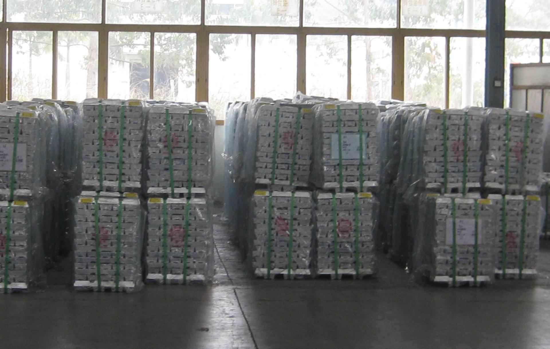 Al 99.5% Pure Aluminum Ingot