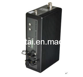 2W Cofdm Mobile Video Transmitter with Duplex-Audio