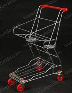 Basket Trolley for Shopping
