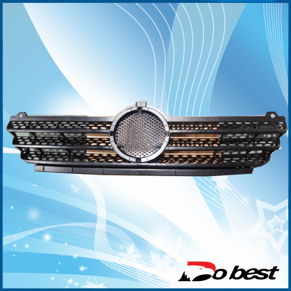 Car Front Bumper Grille for Benz Mercedes