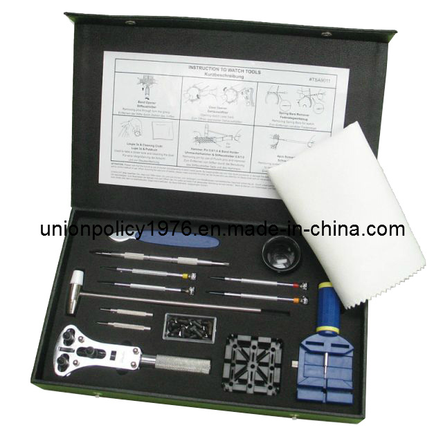 Watch Tool Set Box Handy Tool Kit