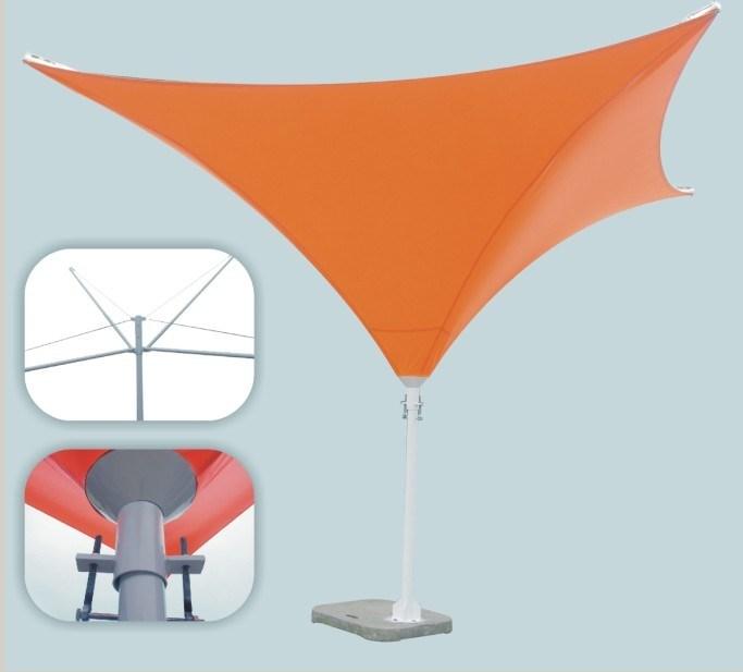 China Waterproof And Fashionable Outdoor Tulip Umbrella