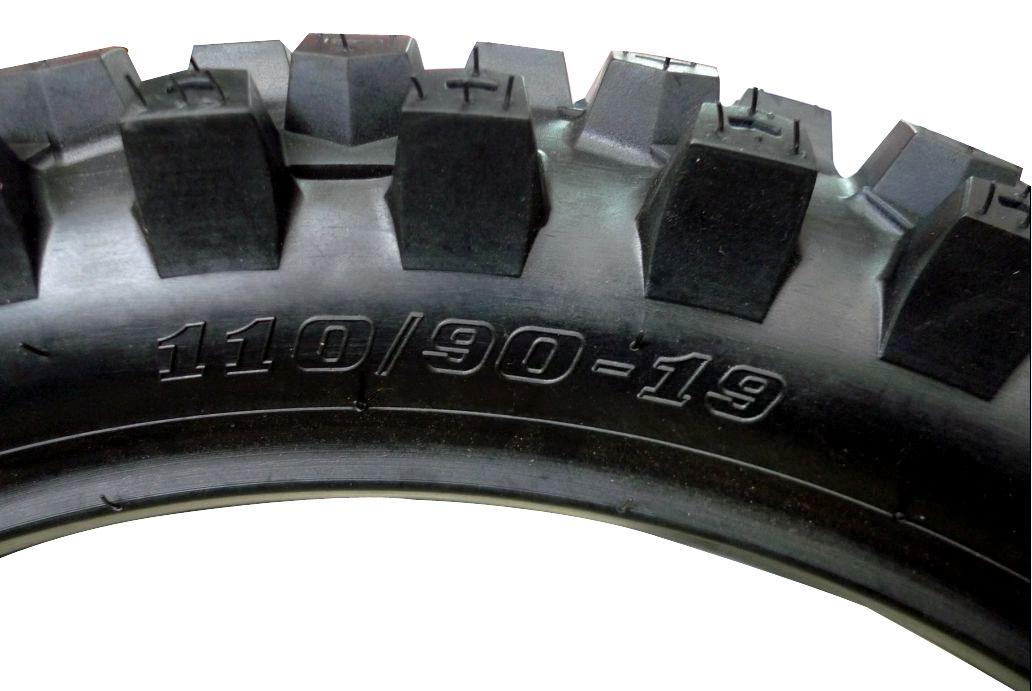 China Factory Made Enduro Motocross Tire 110/90-19 110/90-18 100/90-18