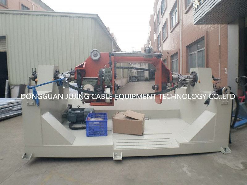 Bow-Type Cable Wire Stranding Twisting Machine Cable Making Machine for Steel Wire