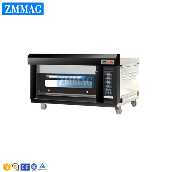 1 Layer Electric or Gas Deck Oven