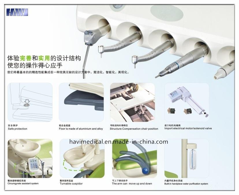 Luxury Dental Supply Dental Chair Unit