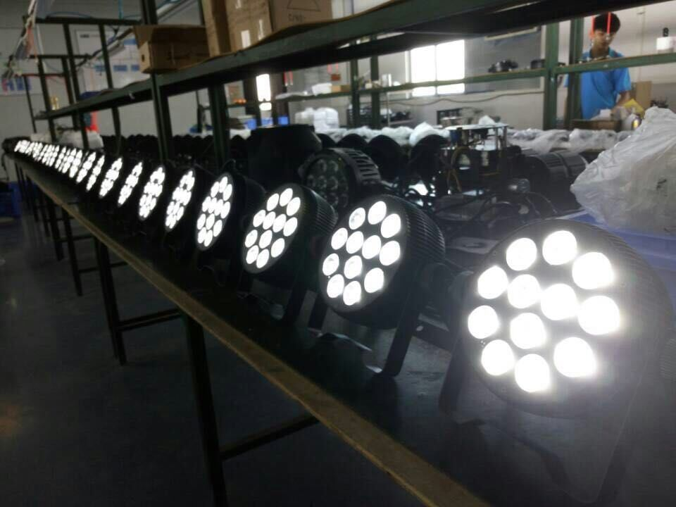 Aluminum Cast Cheap 4in1/5in1/6in1 LED PAR Can