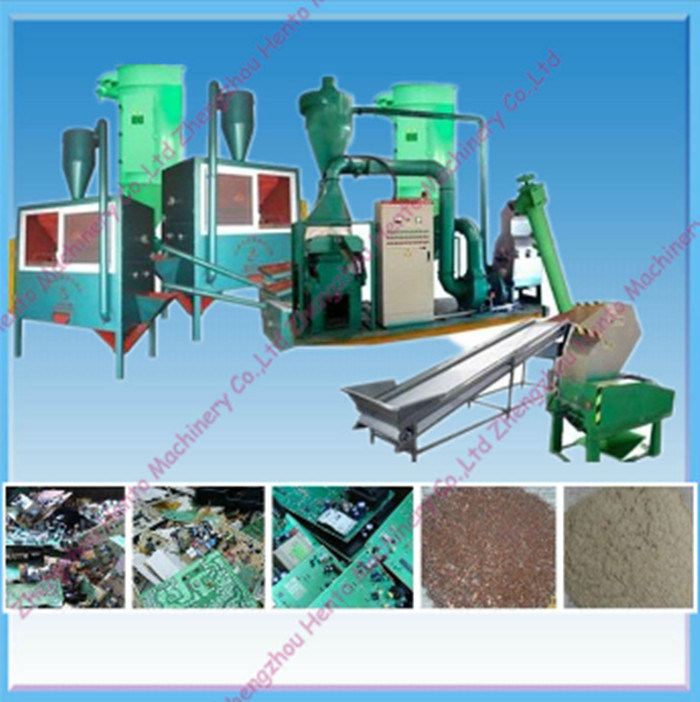Printed Circuit Board PCB Recycling Machine From China Supplier