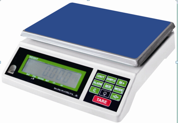 Ec Series Electronic Digital Table Weighing Scale 30kg